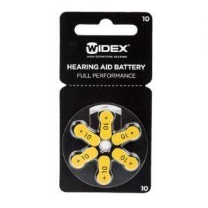 Slušni aparat baterije 10