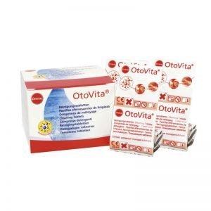 Slušni aparat Cistilne-tablete